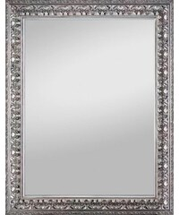 HOME AFFAIRE Gerahmter Spiegel Elena II 55/70 cm silberfarben