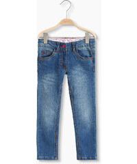 Esprit Strečové džíny s tmavou vnitřní stranou
