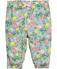H&M Vzorované kalhoty