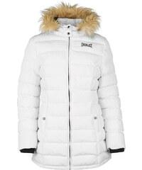Zimní bunda Everlast Long Warm dám. bílá