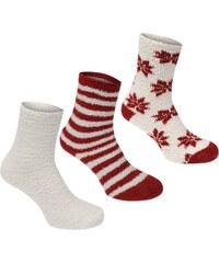 Ponožky Miso Cosy Lounge 3 Pack dám.
