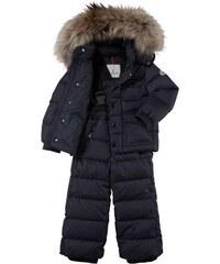 Moncler - Kinder-Daunen-Schneeanzug für Mädchen