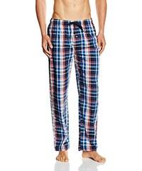 Ceceba Herren Schlafanzughose Pyjama Hose, Lang