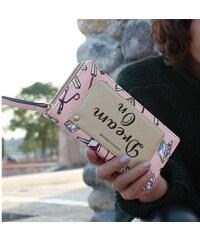 Lifestyle Dámská peněženka Dream On - růžová
