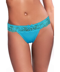 Mira Anfen luxusní kalhotky P3-107 L světle modrá