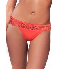 Mira Anfen luxusní kalhotky P3-107 L světle červená