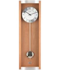 AMS Kyvadlové nástěnné hodiny 5285/18 AMS řízené rádiovým signálem 71cm