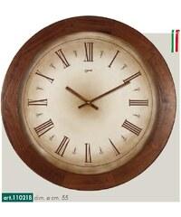 Lowell Italy Originální nástěnné hodiny 11021B Lowell Prestige 55cm