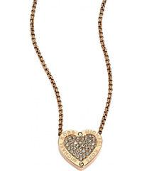 Náhrdelník Michael Kors heart heritage MKJ4144