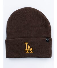 47 Brand Los Angeles Dodgers Heymaker Cuff Knit Brown