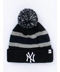 47 Brand New York Yankees Breakaway Cuff Knit Black