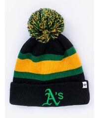 47 Brand Oakland Athletics Breakaway Cuff Knit Black