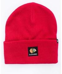 47 Brand Chciago Blackhawkas Portbury Cuff Knit Red