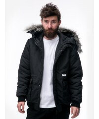 Prosto. Freeze Winter Jacket Black