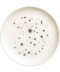 H&M Porcelánový talíř s potiskem
