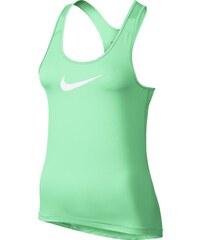 Nike CL TANK světle zelená XS