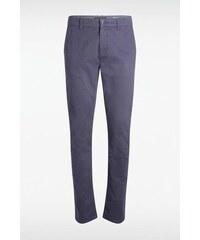 Pantalon homme chino slim Bleu Coton - Homme Taille 34 - Bonobo