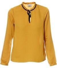 Vero Moda Bluse - goldfarben