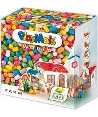 JBM World Ferme - Playmais - Flocons multicolores
