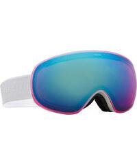 Electric Eg3.5 Schneebrillen Goggle gloss white/rose blue chrome