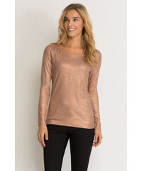 Orsay Pullover im Glamour-Look