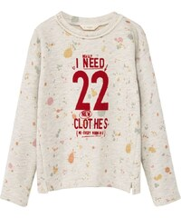 Mango Kids Sweat-shirt - imprimé