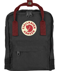 Fjällräven Kanken Mini Kinderdaypack black ox red