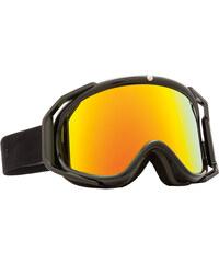 Electric Rig Schneebrillen Goggle gloss black/bronze red chrome