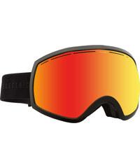 Electric Eg2 Schneebrillen Goggle gloss black/bronze red chrome