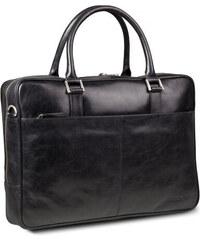 "Aktovka dbramante1928 Rosenborg Business Bag 14"" Black (BG14GTBL0526)"