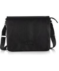Messenger bag Solier S11 černý