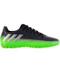 adidas adiNova 11pro TRX Mens Astro Turf Trainers DkGrey/SolGreen