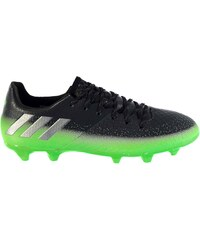 kopačky adidas Messi 16.2 FG pánské DkGrey/SolGreen