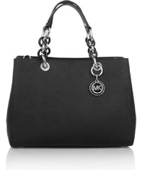 Michael Kors Cynthia Medium Satchel Black