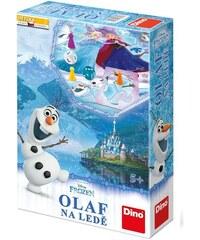 Dino Frozen Olaf na ledě