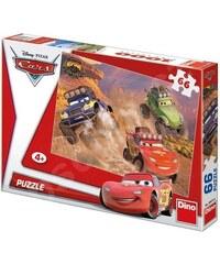 Dino Puzzle Cars 66 dílků