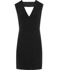 Iro CLOLIE Shift-Kleid in Schwarz