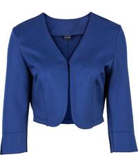 BODYFLIRT Scuba-Bolero in blau für Damen von bonprix