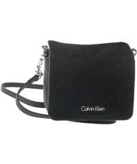 Malá crossbody K60K602301 Calvin Klein, černá