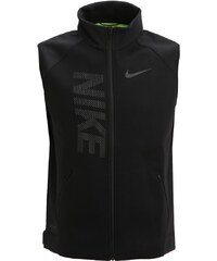 Nike Performance Veste sans manches black/volt/pure platinum