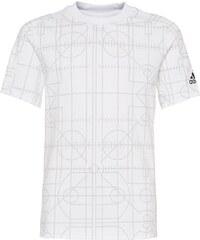 adidas Performance DNA Tshirt imprimé white/black
