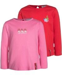 Gelati Kidswear 2 PACK Langarmshirt rot/pink/multicolor