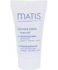 Matis Réponse Corps Tonicité Exfoliating Body Gel 15ml Tělový peeling W Pro suchou pokožku