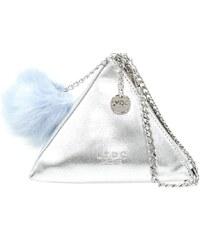 LYDC London Pochette silver/light blue
