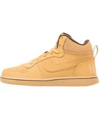 Nike Sportswear COURT BOROUGH Sneaker high haystack/baroque brown/light brown