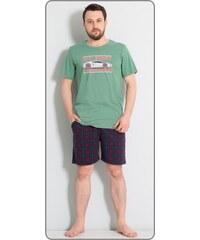 Gazzaz Pánské pyžamo šortky Sporťák