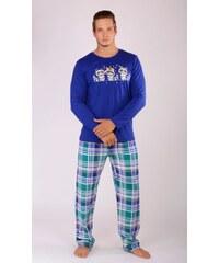 Cool Comics Pánské pyžamo dlouhé Mývalové