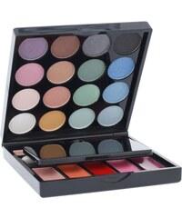 Makeup Trading Rotating Mini Make-up Kit dárková sada W - Complete Makeup Palette Kazeta dekorativní kosmetiky