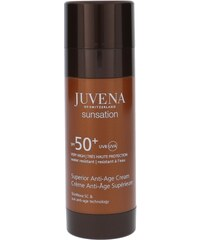 Juvena Sunsastion Superior Anti-Age Cream SPF50+ 50ml Kosmetika na opalování W Proti předčasnému stárnutí pleti