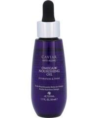 Alterna Caviar Omega Nourishing Oil 50ml Maska na vlasy W Pro regeneraci poškozených vlasů
